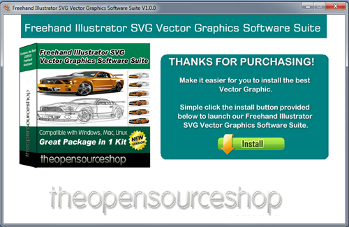 Freehand illustrator svg vector graphics digital image Open source svg editor