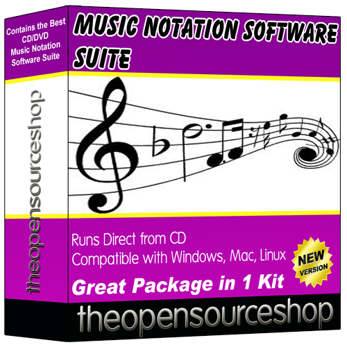 sheet music writing software free This is a list of music notation programs it excludes programs designed specifically for writing guitar tablature for a list of guitar tablature software see the list of guitar tablature software contents [hide] 1 free software 2 proprietary 21 microsoft windows 22 mac os 23 other 3 see also 4 references.